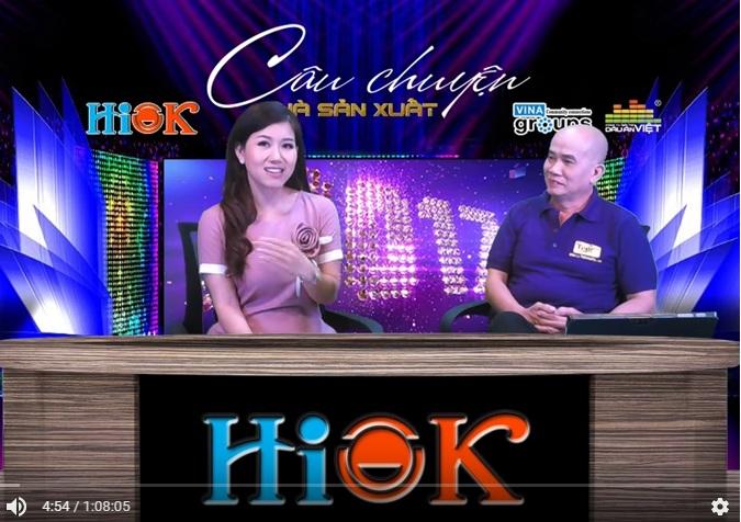 [HiOK Talkshow] - Trò chuyện với ông Trần Vĩnh Bảo, chủ thương hiệu kềm Teknails